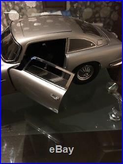 Eaglemoss Build The James Bond 007 Aston Martin Db5 18 Scale