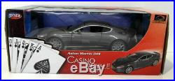 Ertl 1/18 Scale diecast 33858 Aston Martin DBS Casino Royale 007