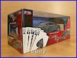 Ertl Joyride 33858 James Bond Aston Martin DBS Casino Royale 118 Scale