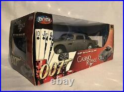 Ertl Joyride 39413 James Bond Aston Martin DB5 Casino Royale 118 Scale DieCast