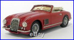 Four Wheel Models 1/43 Scale FWAM14 1950 Aston Martin DB2 D/Head Open Red