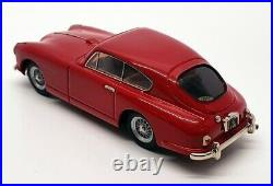 Four Wheel Models 1/43 Scale FWAM1 1953 Aston Martin DB2-4 Saloon Red