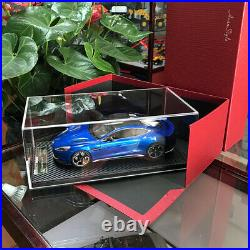 FrontiArt 118 Scale Aston Martin Vanquish S Blue Car Model Limited Collection