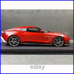 FrontiArt 118 Scale Aston Martin Vanquish Zagato Coupe Concept Car Model