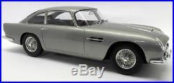 GT Spirit 1/12 Scale Resin GT765 Aston Martin DB5 Metallic Grey