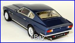 GT Spirit 1/18 Scale Aston Martin Vantage V580 X-Pack Blue Resin cast Model Car