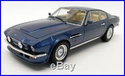 GT Spirit 1/18 Scale Resin GT744 Aston Martin V580 X Pack Metallic Blue