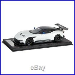 Genuine Aston Martin Vulcan Scale Model 118 OEM Brand NEW White