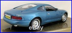 Guiloy 1/18 scale Diecast 67550 Aston Martin DB7 Light blue