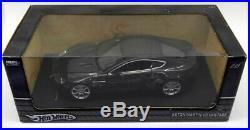 Hot Wheels 1/18 Scale H3067 Aston Martin V8 Vantage Dark Metallic Grey