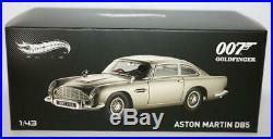 Hot Wheels 1/43 Scale BLY26 James Bond 007 Aston Martin DB5 Goldfinger