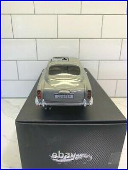 Hot Wheels Elite James Bond Aston Martin DB5 007 Goldfinger 118 Scale