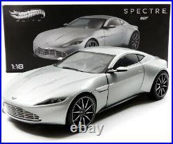 Hot Wheels Elite- James Bond Spectre 007 Aston Martin DB10 118 Scale Die-cast M