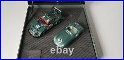 Ixo 1/43 Scale A01MC4 Aston Martin Racing Collection DBR1 & DBR9