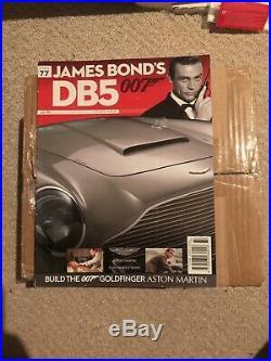 JAMES BOND 007 ASTON MARTIN DB5 18 SCALE GOLDFINGER Part 77 Front Body