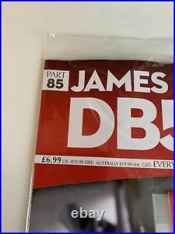 James Bond 007 Aston Martin Db5 18 Scale Build Goldfinger Car Part 85