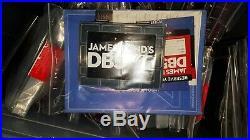 James Bond 1/8 Scale Eaglemoss Aston Martin Db5 Complete Unbuilt Parts Sealed