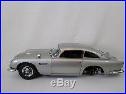 James Bond Aston Martin DB5 1/8 Scale Model Car by Eaglemoss Spares Repairs 007