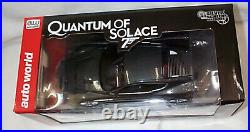 James Bond Aston Martin DBS Quantum of Solace 1-18 Scale Autoworld AWSS123