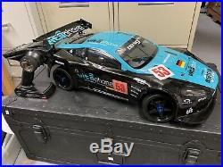 Kyosho 1/8 Scale Inferno GT-2 Aston Martin Vitaphone DBR9