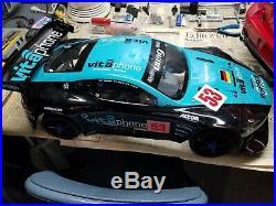 Kyosho 1/8 Scale Inferno GT-2 Aston Martin Vitaphone DBR9 Novarossi Losi Serpent