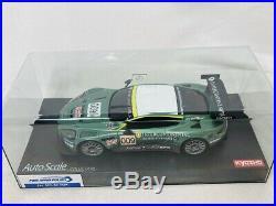 Kyosho MINI-Z Body Aston Martin Racing DBR9 No. 009 Le Mans 2007 MZP212L9 rare