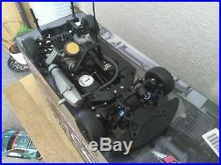 Kyosho Pure 10 Gp Fazer Nitro Aston Martin DB9R 4x4 1/10 scale Almost Brand New