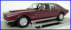 LS Collectibles 1/18 Scale Aston Martin Lagonda 1974 Saloon Red Resin Model Car