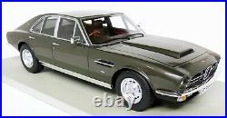 LS Collectibles 1/18 Scale Aston Martin Lagonda'74 Saloon Green Resin Model Car