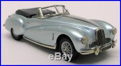 Lansdowne Models 1/43 Scale LDM102A 1948 Aston Martin DB1 Silver Blue