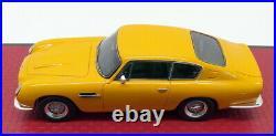 Matrix 1/43 Scale MX10108-022 Aston Martin DB6 Yellow