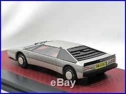 Matrix Scale Models Aston Martin Bulldog Concept Silver Metallic 143 Scale