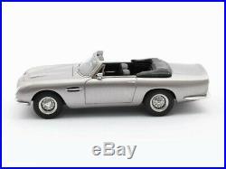 Matrix Scale Models -aston Martin Db6 Volante Open Grey Metallic 143 Scale
