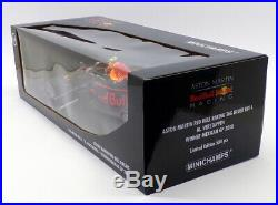 Minichamps 1/18 Scale 110 181933 Aston Martin F1 Red Bull Racing Tag Heuer RB14