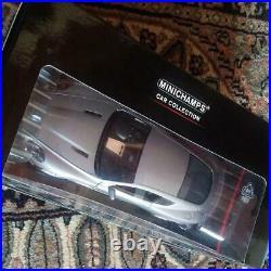 Minichamps 1/18 scale Aston Martin DB9 2004