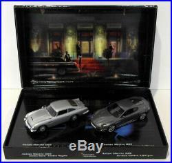 Minichamps 1/43 Scale 402 137600 Aston Martin DBS/DB5 Casino Royale James Bond