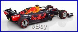 Minichamps Red Bull Racing Aston Martin RB15 2019 Verstappen #3 1/18 Scale New