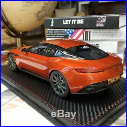 New Scale 1/18 Die Cast Model Aston Martin DB11 Car Resin Replica By Frontiart