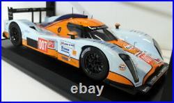 Norev 1/18 Scale diecast 182760 Aston Martin LMP1 Gulf Le Mans 2009