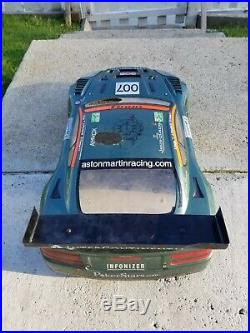 Rare Kyosho gt2 1/8 scale body Aston Martin