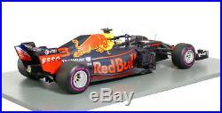 Red Bull Racing Aston Martin #3 Daniel Ricciardo Winner Monaco 2018 118 Scale