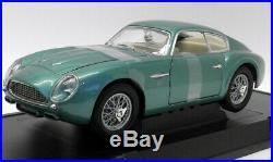 Road Signature 1/18 Scale diecast 92728 Aston Martin DB4 Zagato Metallic Green