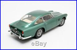 SCALE 112 Aston Martin DB4 DHC Silver & Aston Martin DB4 Green