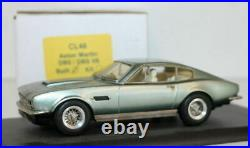 SMTS 1/43 scale CL48 Aston Martin DBS V8 Lt. Met. Green