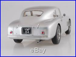 Scale model 118 Aston Martin DB2 FHC, silver, RHD, 1950