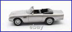 Scale model car 143 ASTON MARTIN DB6 Volante 1966 Metallic Grey