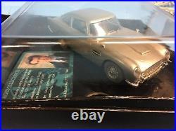 Scalextric C3163A James Bond 007 Goldeneye Aston Martin DB5 132 Scale slot car