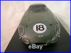 Smts-models Rl33 Aston Martin Project 215 1963 18 Green + Box Scale 143