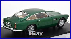 Spark 1960 Aston Martin DB4 Series 2 Green metallic 1/18 Scale New! Preorder