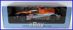 Spark 1/18 Scale Resin A06MC1-18 Aston Martin AMR-One Gulf LM 2011